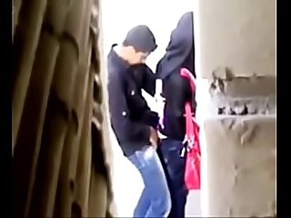 Spying on indian couple