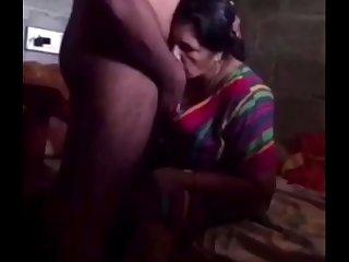Desi mallu aunty sex with their way economize fellow-creature