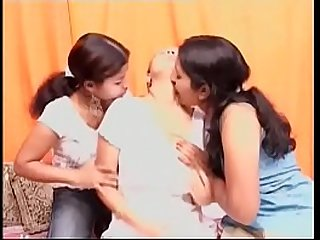 hot indian lesbos having enjoyment