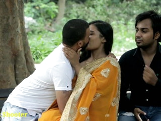 Hot Sexy Prank With Indian Busty Bhabhi