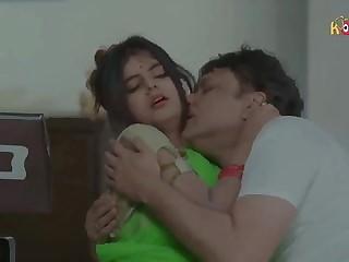 Hot bhabhi fucking with husband's father