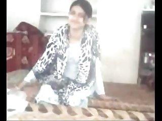 Pakistani couple homemade